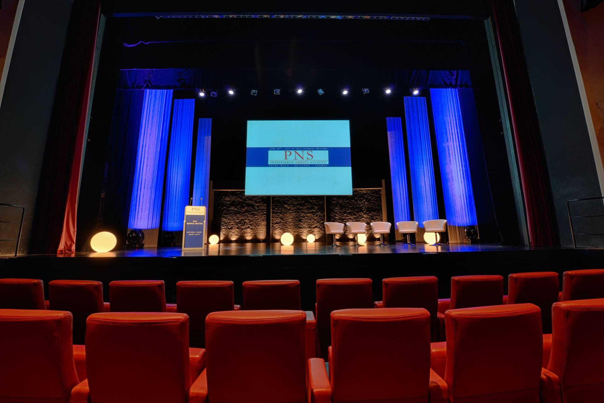 Auditorium Chateaubriand