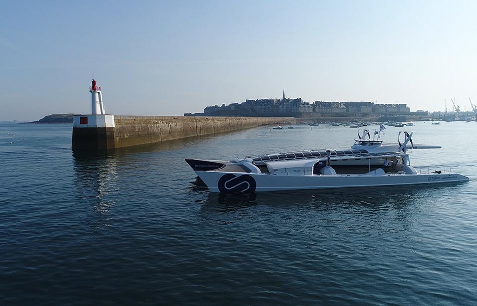 Économie et innovation à Saint Malo