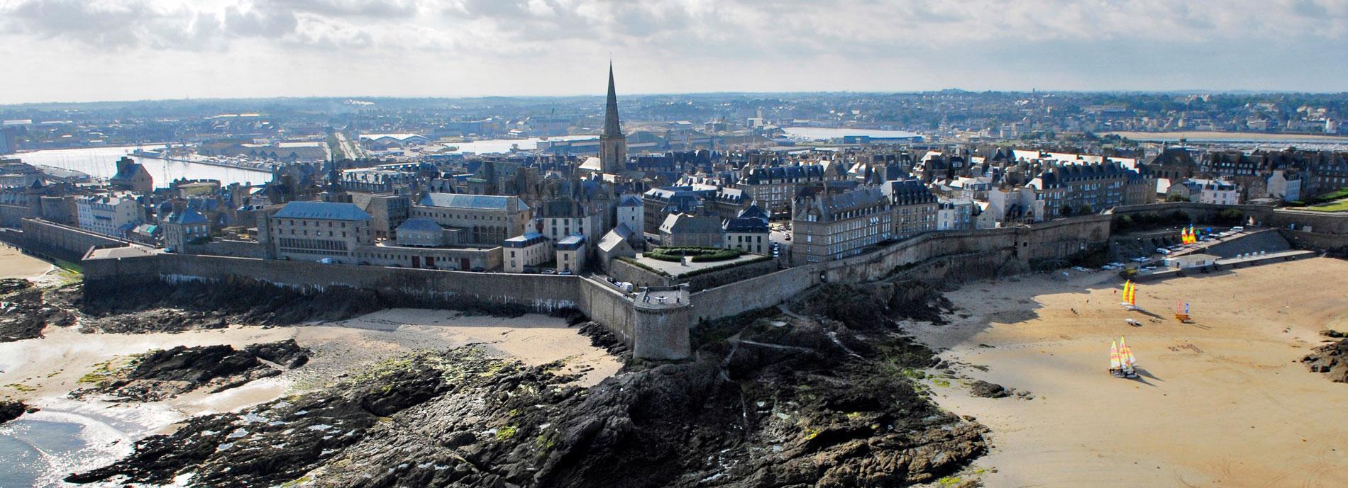 Saint-Malo, Cité Corsaire