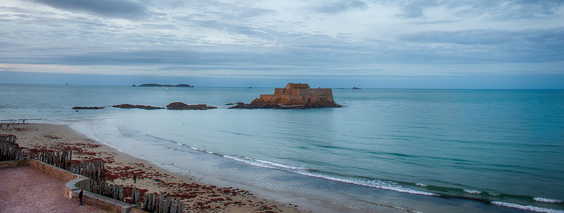 VIsuel Slide Retour sur les événements de la rentrée, accueillis au Grand Large à Saint-Malo